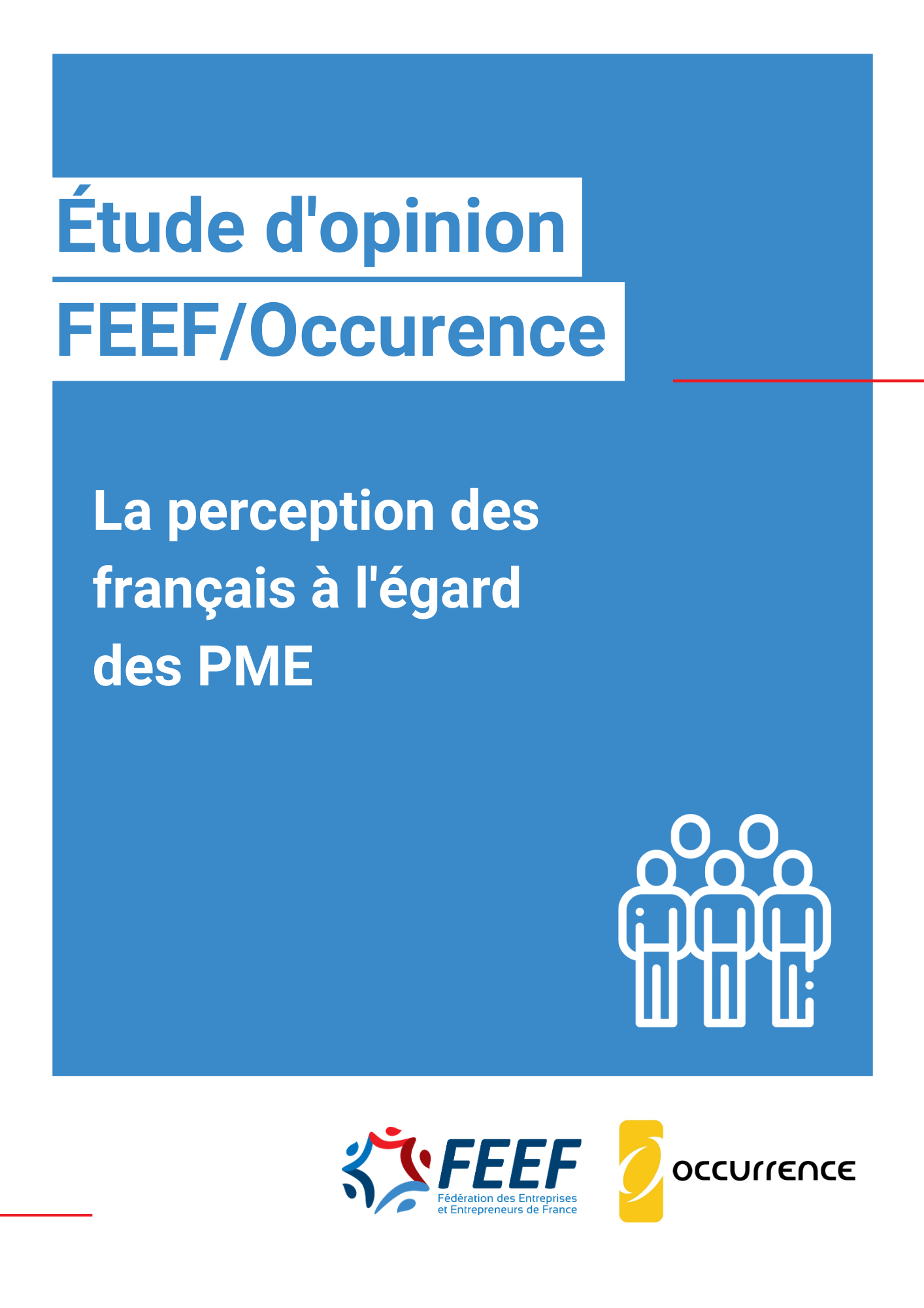 Étude d'opinion FEEF/Occurence