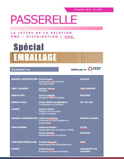 Passerelle Special Emballage